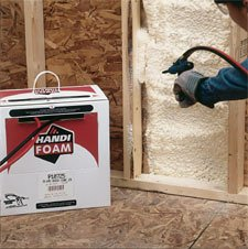 Fomo Products Inc. P10720 Two Component Kit Spray Foam Insulation - 205 Board ft. Yield