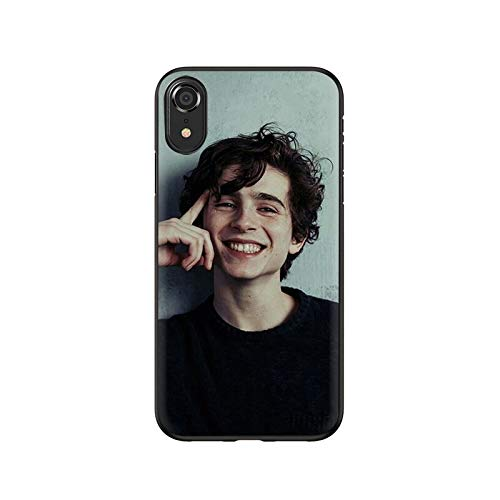 Sweater Non-Toxic/Silicone Men 7 4000483796342 Inspired by Timothee Chalamet music Phone Case Compatible With Iphone 7 XR 6s Plus 6 X 8 9 11 Cases Pro XS Max Clear Iphones Cases TPU