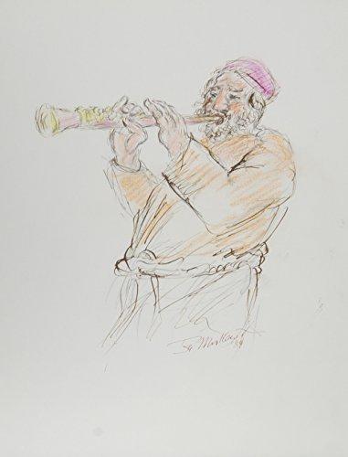 Clarinet Player ()