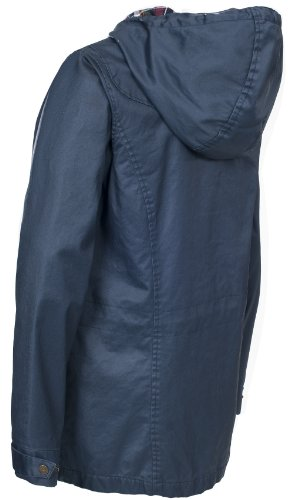 Trespass Rubywax - Soft shell para mujer azul marino