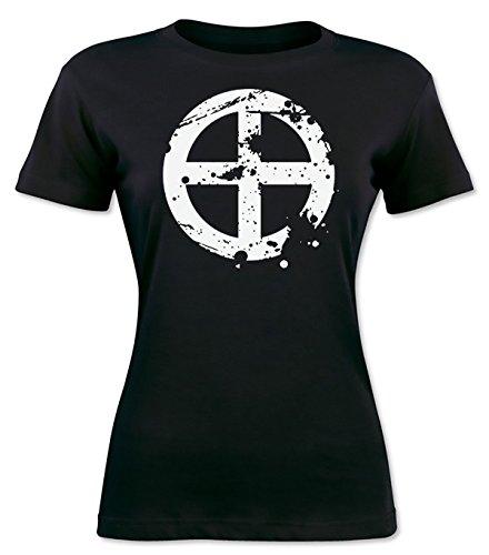 Drifters Shimazu Toyohisa Symbol Women's T-shirt