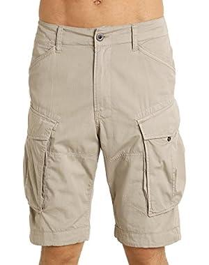 G-Star Mens Rovic Shorts in Brick