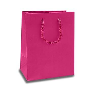 Amazon.com: Mate de color rosa de satén papel de Euro ...