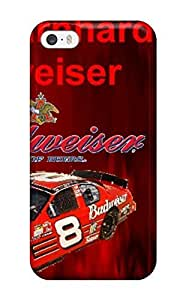 Rugged Skin Case Cover For Iphone 5/5s- Eco-friendly Packaging(dale Earnhardt Jr)(3D PC Soft Case) hjbrhga1544 by ruishername