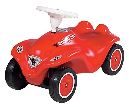 Big New Bobby Car Red Ride-On Vehicle
