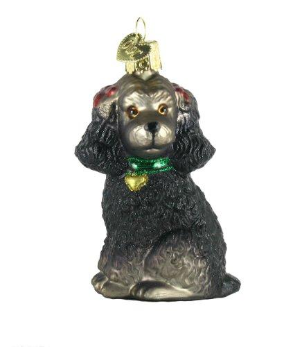 Old World Dog Christmas Ornaments Amazoncom