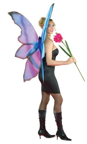 Blue Fairy Costumes For Adults (Rubie's Costume Co Blue Fairy Wings Costume)