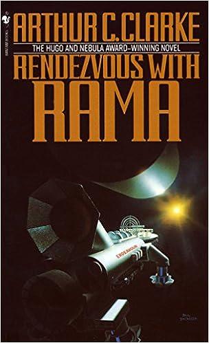 Rendez-vous With Rama - Arthur C. Clarke