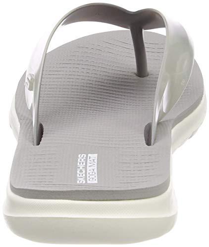 Gyw grey Skechers Donna Grigio Infradito Nextwave Ultra RXx4xvYApw
