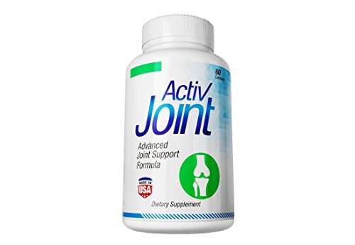 ActivJoint - Joint Support Supplement With MSM, Turmeric Extract & Hyaluronic Acid