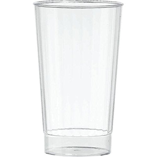Premium Quality Boxed Tumblers | Clear | 16 ct. | 16oz. | Party Supply]()