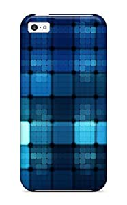 High Quality UvpcDDC7945tSRhA Abstract Tpu Case For Iphone 5c