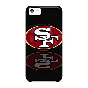MOs3832lRnb San Francisco 49ers Fashion Tpu 5c Case Cover For Iphone