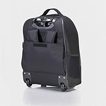 Targus Compact Rolling Backpack For 16-inch Laptops, Black (Tsb750us) 8