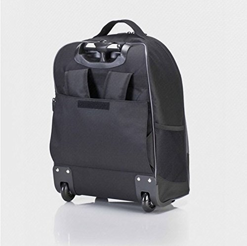 Targus Compact Rolling Backpack for 16-Inch Laptops, Black (TSB750US) by Targus (Image #8)