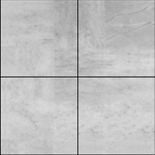 Carrara Marble Italian White Bianco Carrera 6x6 Marble Tile Honed for Bathroom and Kitchen Walls Kitchen Backsplashes (Free Shipping)