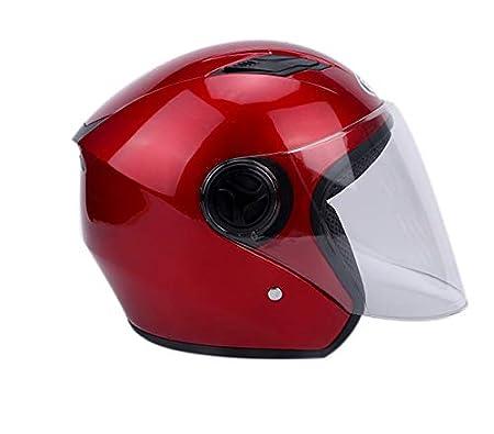 Goolife Motorbike Crash Modular Helmet High Safety- Full Face Racing Motorcycle Helmet With Sun Visor For Adult Men Women Black