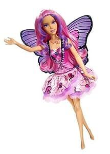 Amazon Barbie Mariposa Rayna Doll Toys Amp Games