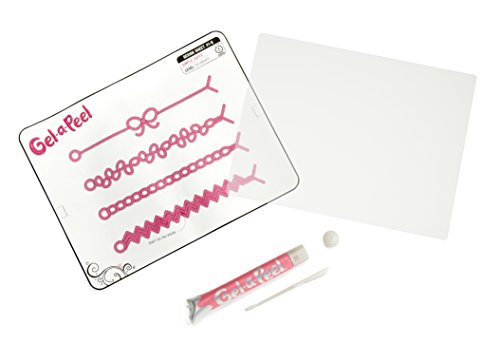 Gel-a-Peel Starter Craft Kit - Neon Pink (Starter Pink Kit)
