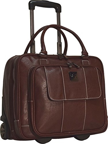 kenneth-cole-reaction-casual-fling-computer-overnighter-brown
