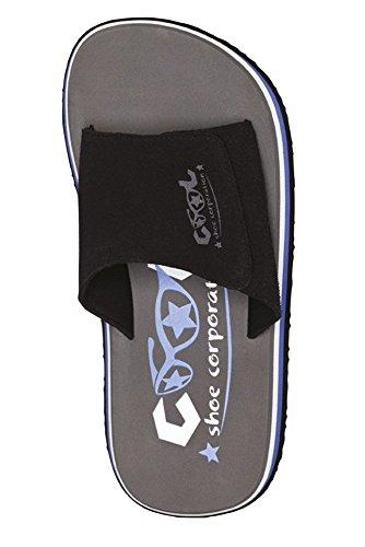 Cool Shoe Rumble Steel Grey- Flip Flop Zehentrenner Gr. 41/42 grau