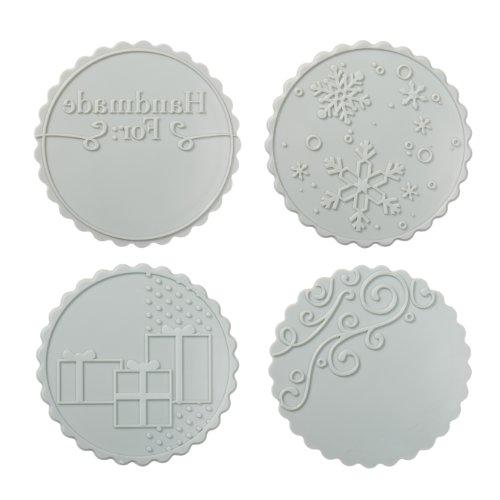 Fiskars Fuse Creativity System Scalloped Circle Plate Expansion Pack, Medium (100880-1001) Fiskars Fuse