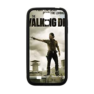 RHGGB Walking Man Fahionable And Popular Back Case Cover For Samsung Galaxy S4