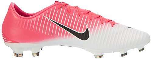 Nike Heren Mercurial Veloce Iii Fg Racer Roze Zwart Wit 601
