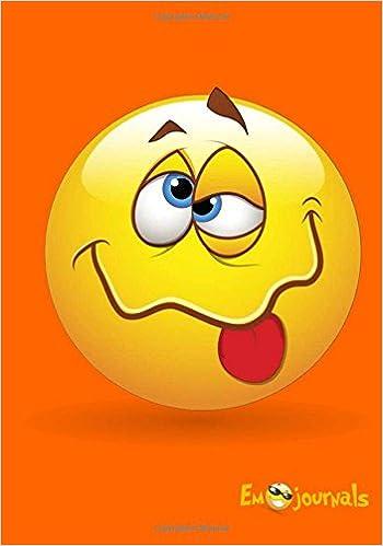 Amazon.com: Emoji Notebook (Emojournals): Great Back to ...