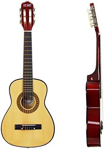 3rd Avenue STX20FNPK Paquete de guitarra clásica de 1/4 de tamaño ...