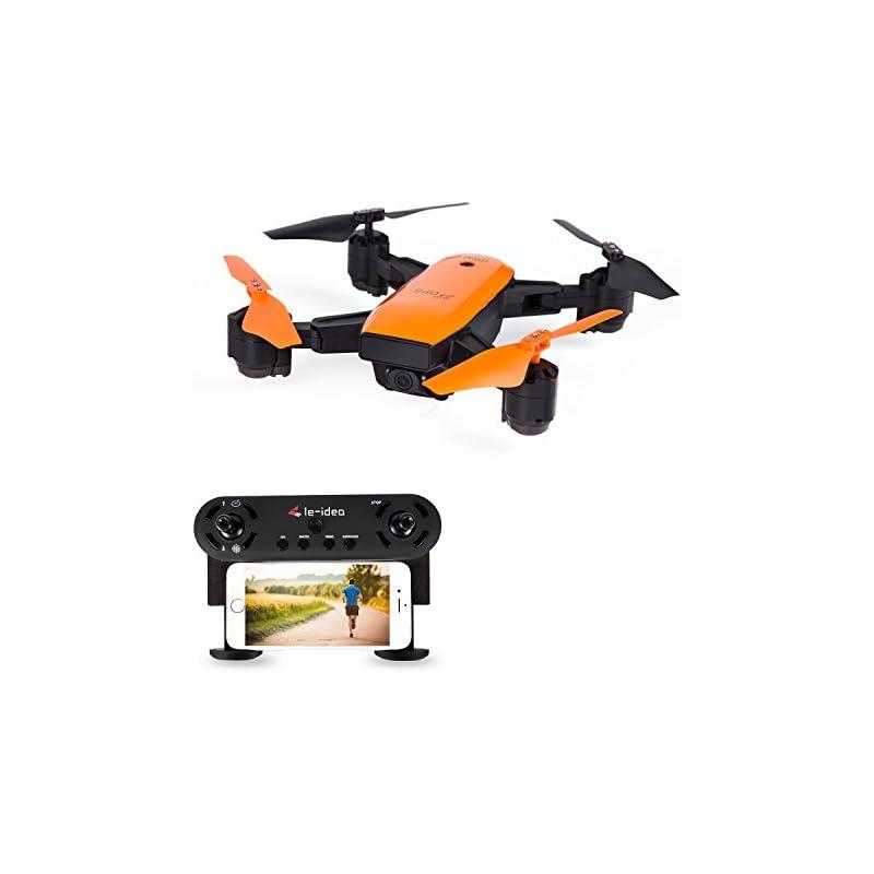 LE-IDEA IDEA7 Foldable GPS Drone with Au