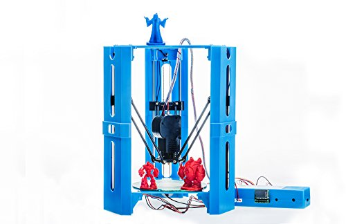 101HERO 3D Printer Self-Assembled Easy Install with Free Non-Toxic Filament Designer Version by LUXURY TECHNOLOGY