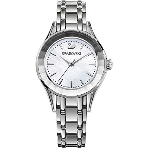 Reloj Swarovski Alegria 5188848 Mujer Blanco Acero: Amazon