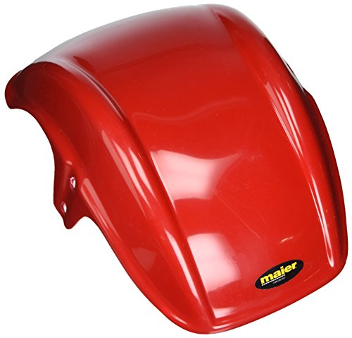 Maier 11996-2 Red Front Fender