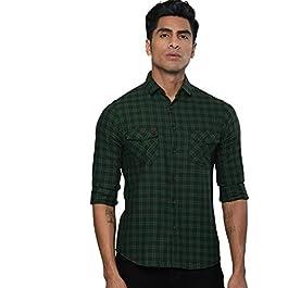 Buy Dennis Lingo Men's Slim Fit Shirt India 2021