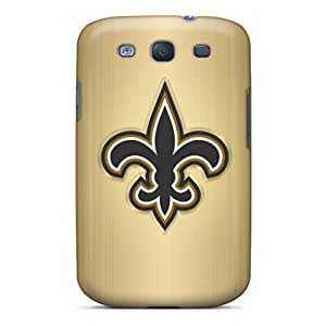 Awesome Design New Orleans Saints Hard Case Cover For Galaxy S3