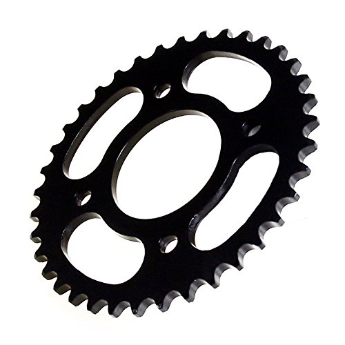 WPHMOTO 58mm 37 Teeth 420 Chain Sprocket for Chinese Pit Dirt Bike 110cc 125cc 150cc
