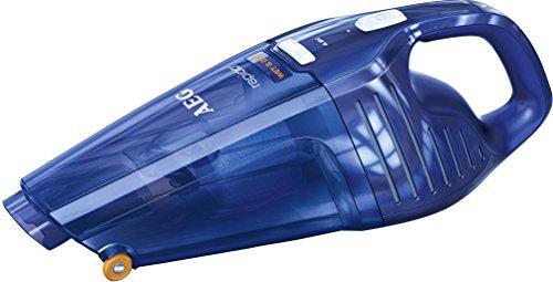 AEG AG5104WDB Rapido Wet and Dry Handheld Cordless Cleaner, 4.8 V - Deep Blue