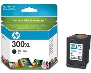 HP 300XL - Alto rendimiento - negro - original - cartucho de tinta ...