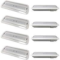 Pack 4 unidades de Luces de Emergencia Led