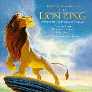 amazon the lion king original motion picture soundtrack hans