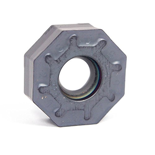 Micro 100 APKT 1003 PDR ANSI Standard Nomenclature 50-2100 Indexable Milling Insert 4 layer coating