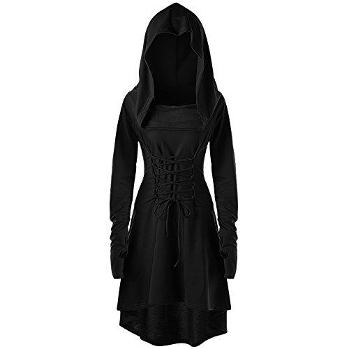 long black goth dresses - 2
