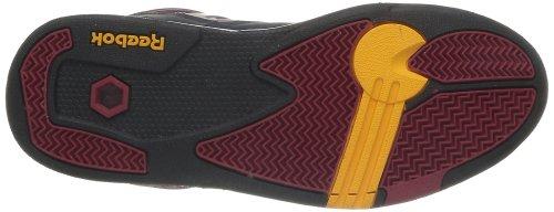 Reebok Pump Omni Lite - Zapatillas de Deporte de cuero hombre Negro