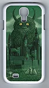 Age of the Giants Hard Cover Back Case For Samsung Galaxy S4,PC Fashion White Case for Samsung Galaxy S4 i9500