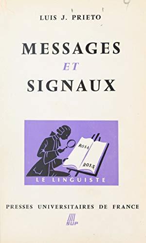 Amazon Com Messages Et Signaux French Edition Ebook Luis