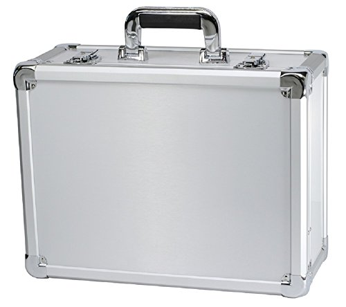 T.Z. Case Executive Series Packaging Case, Aluminum Attache Case in Silver - Executive Aluminum Case