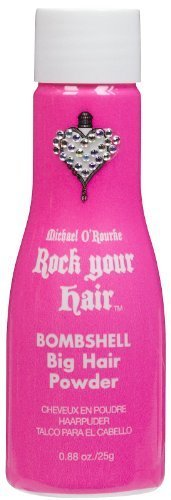 Unisex Rock - Michael O'Rourke Rock Your Hair Bombshell Big Hair Powder for Unisex, 0.88 Ounce, Pack of 2