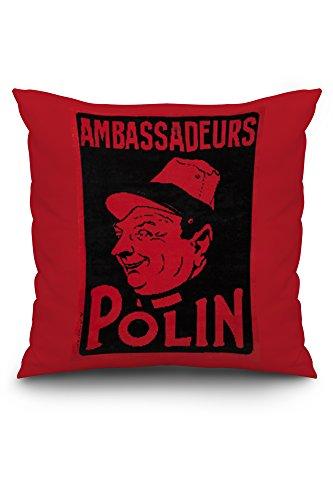 polin-vintage-poster-france-c-1905-20x20-spun-polyester-pillow-custom-border