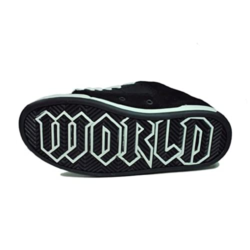 c2acb5fce29c ... Black Mens Nike Vandal Shoes University  shades of b54eb c2a75 World  Industries Mens Vandal Shoes Blackgray Skateboarding Sneakers Men Size 9.5  chic ...